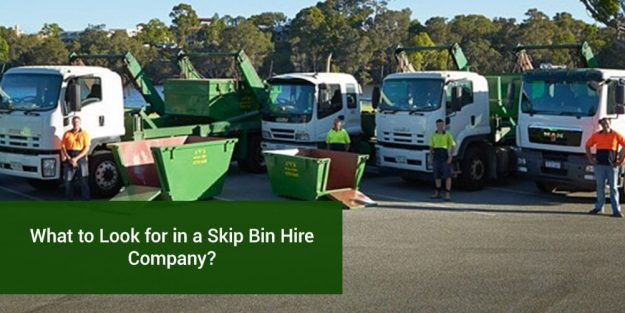 Looking Skip Bin Hire Company