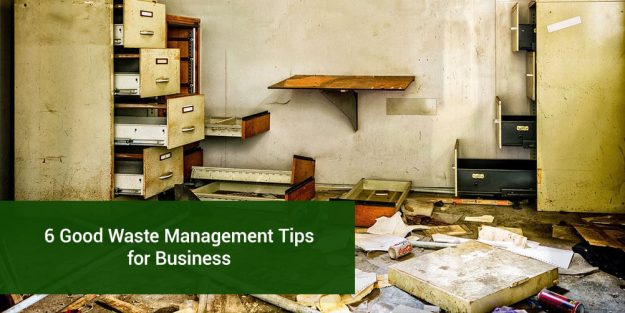 Waste Management Tips for Business