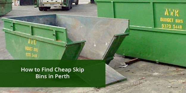 Find Cheap Skip Bin Perth