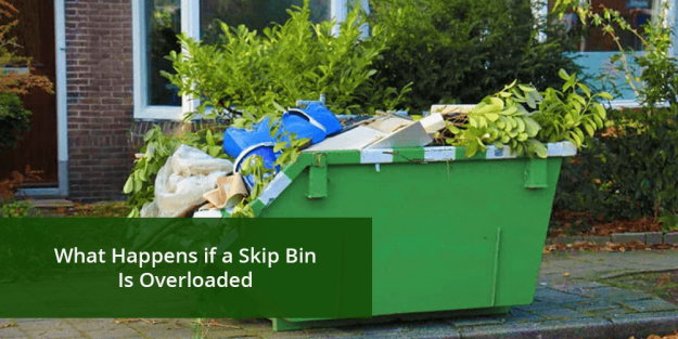 What Happens if a Skip Bin Is Overloaded