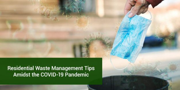 Residential Waste Management Tips